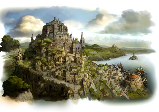 El reino de Caldisla, la tierra del comienzo.