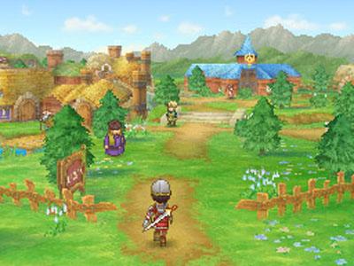 Dragon Quest (Saga) [Recomendación] Dragon-quest-ix-screenshot